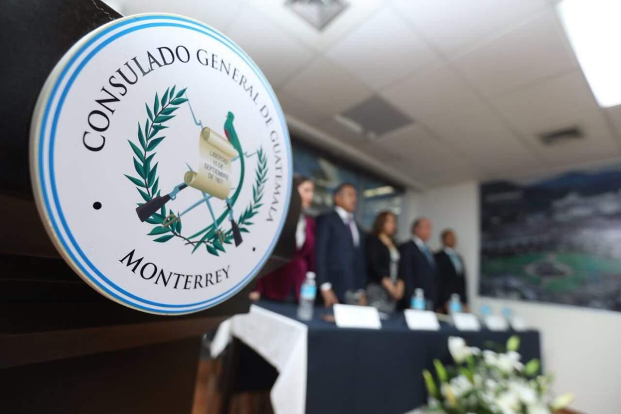 En Monterrey inauguran sede diplomática de Guatemala