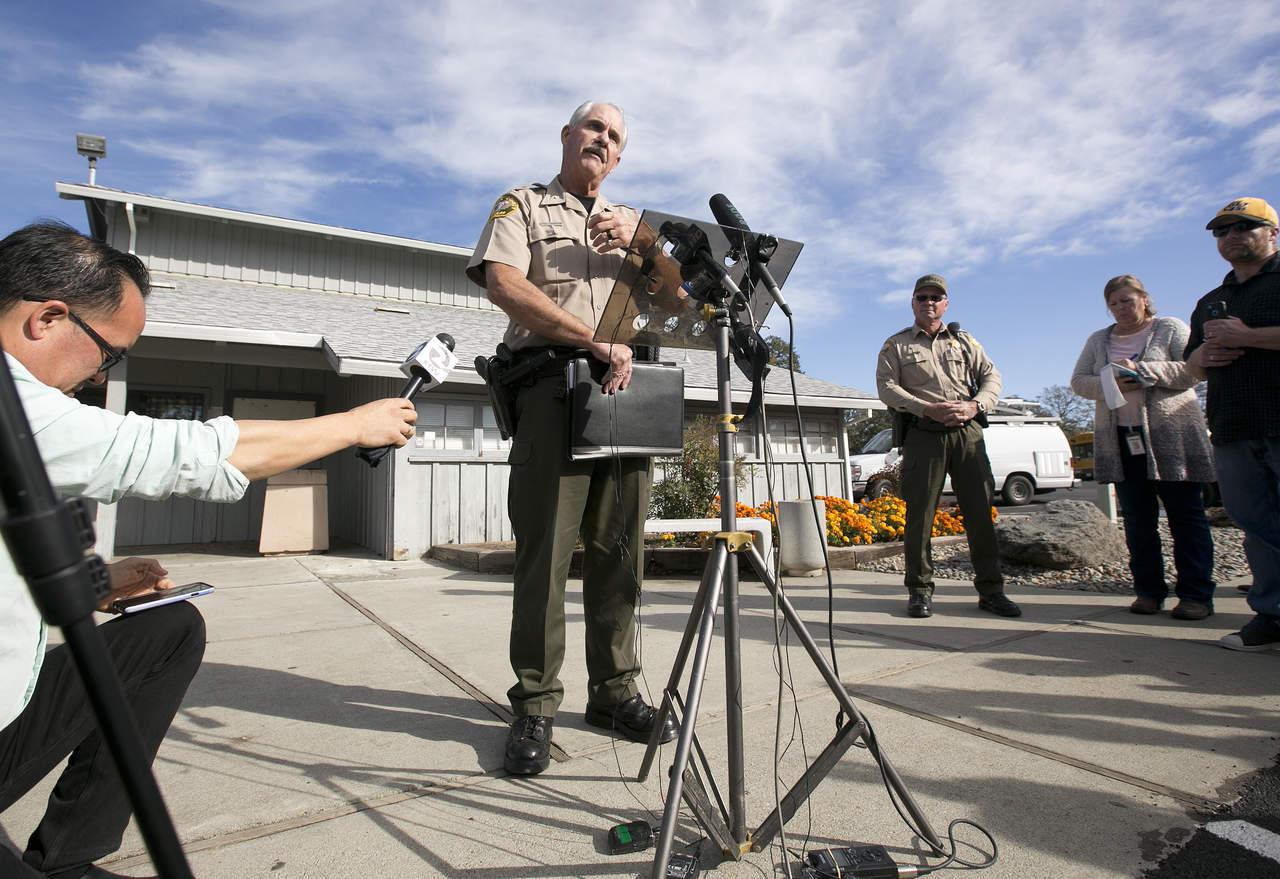 Tirador de California eligió sus víctimas al azar