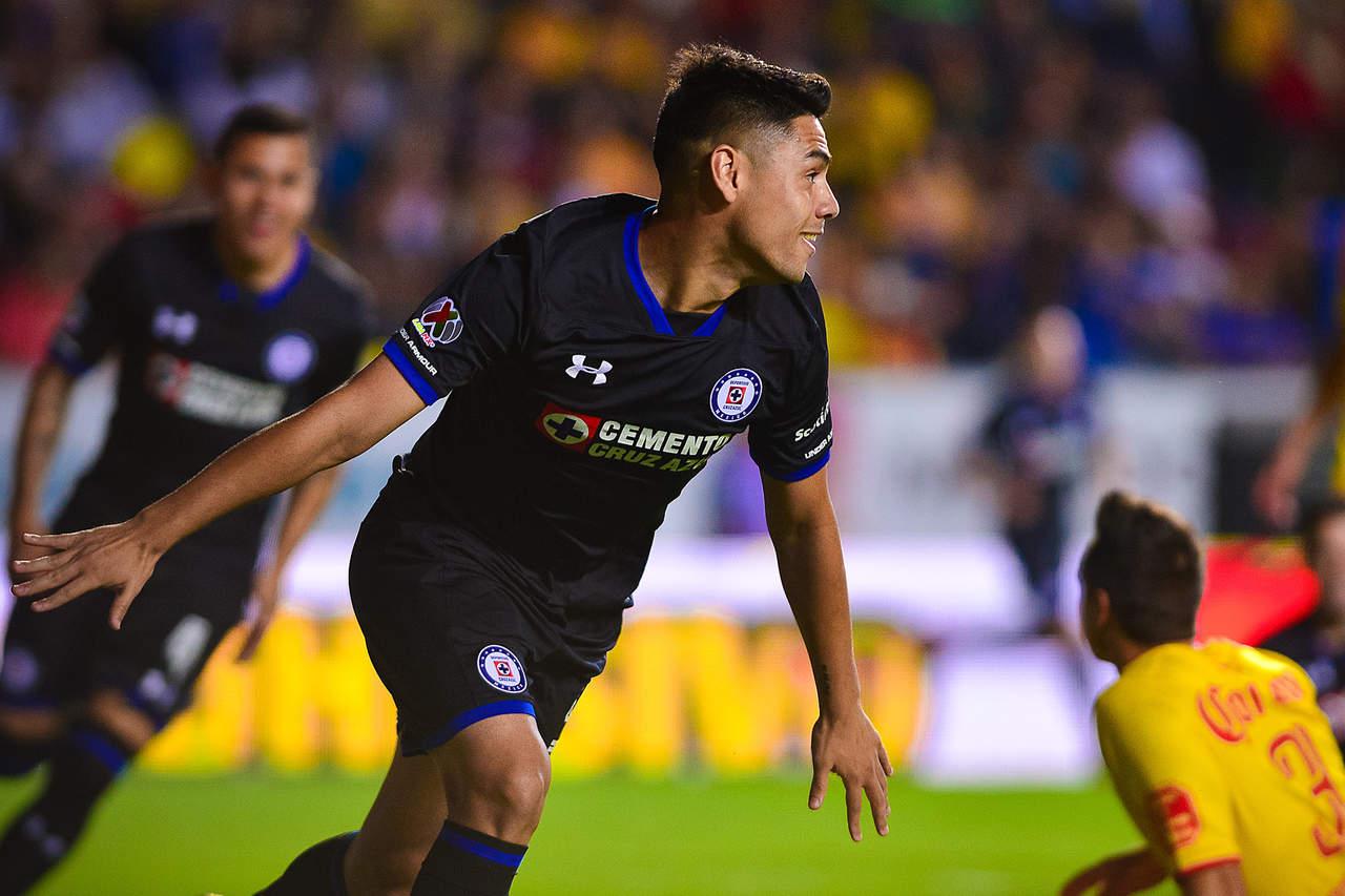 Cruz Azul merece avanzar a la liguilla, dice Felipe Mora