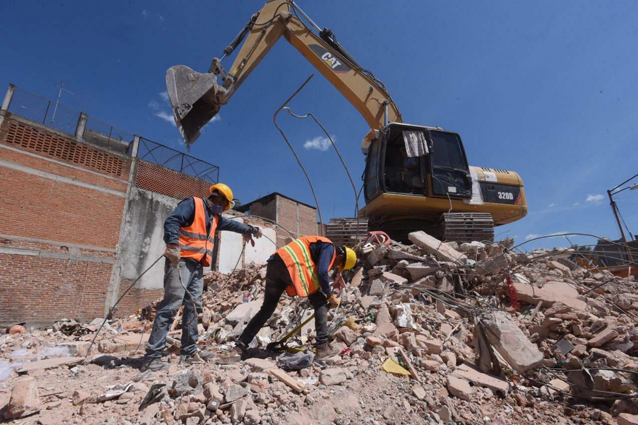 Inicia en Jojutla reconstrucción de viviendas dañadas por sismo