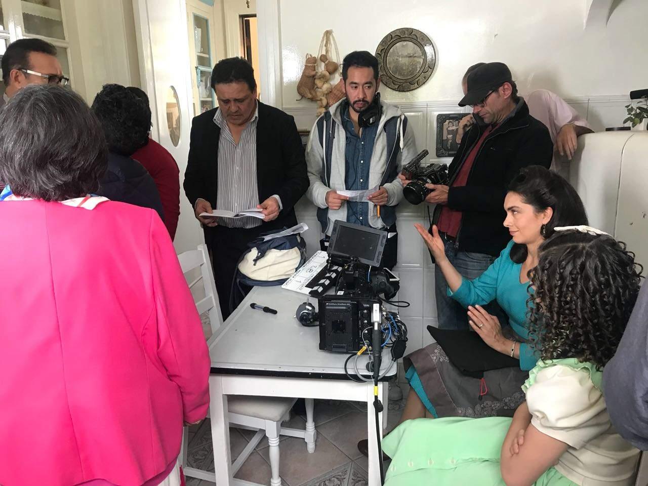 Bioserie de Silvia Pinal inicia grabaciones