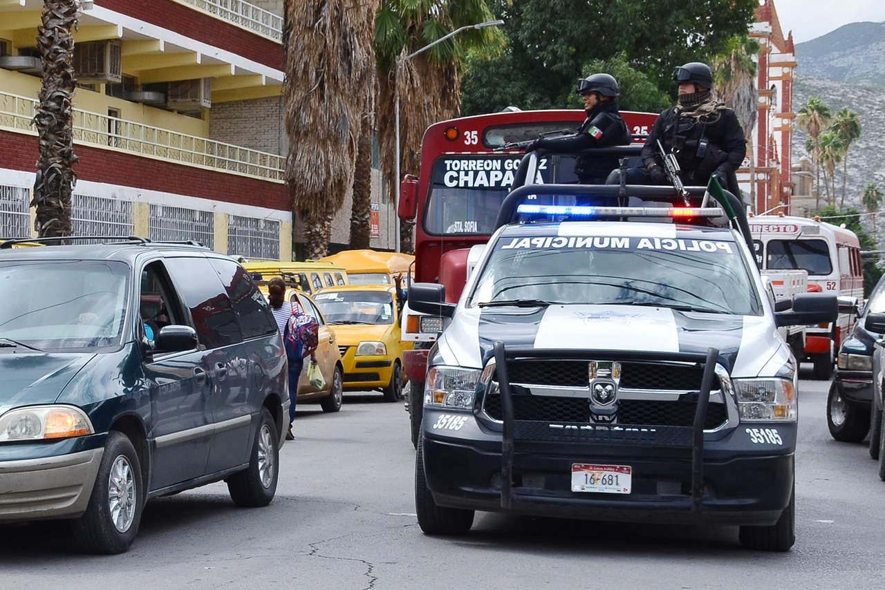 Despojan a mujer de sus pertenencias en centro de Torreón