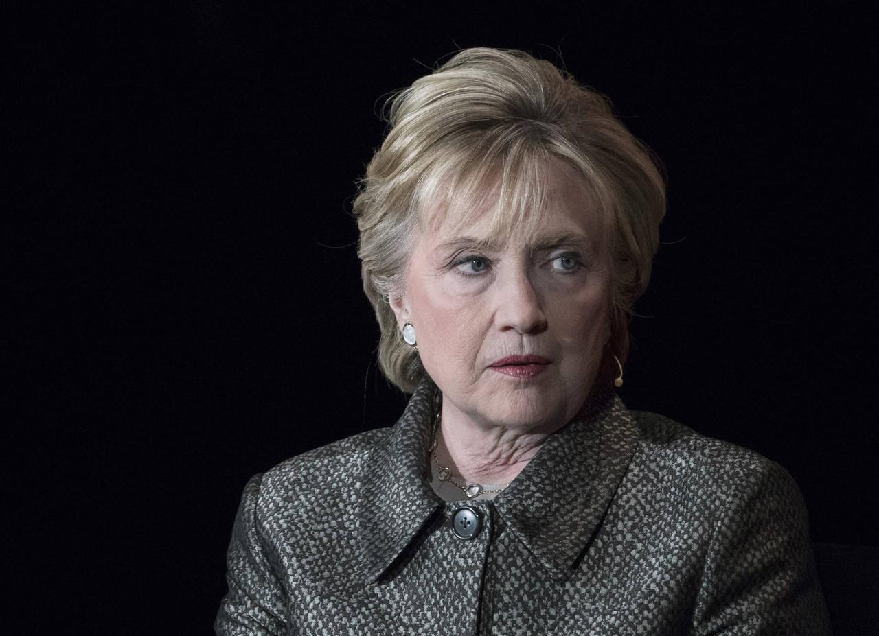 Definirán investigación a Clinton
