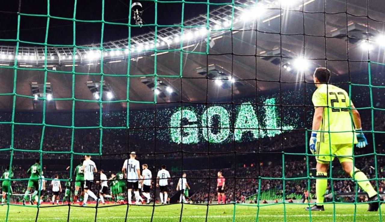 Sufre Argentina sin Lionel Messi