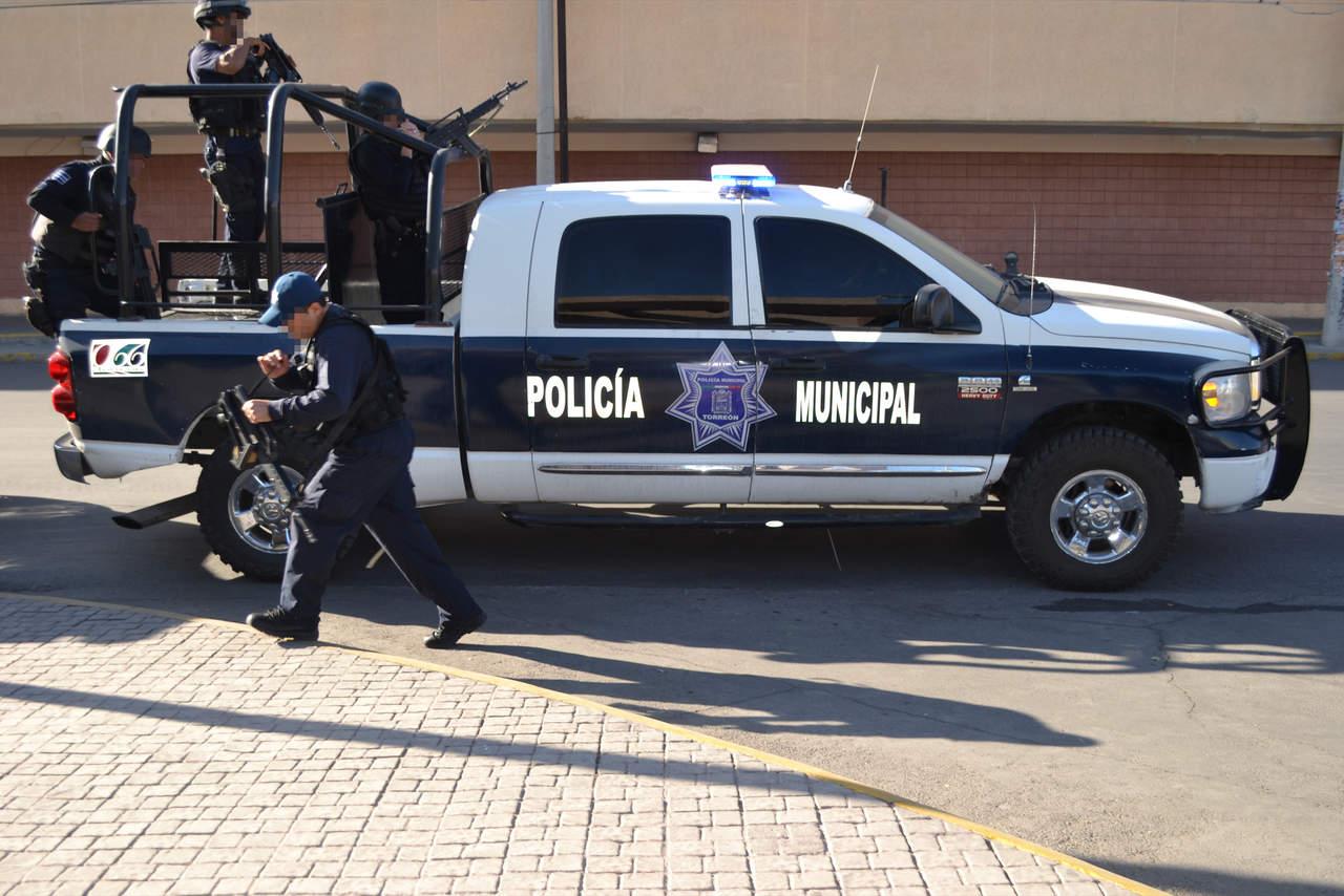 Incumplen estados en desarrollo policial