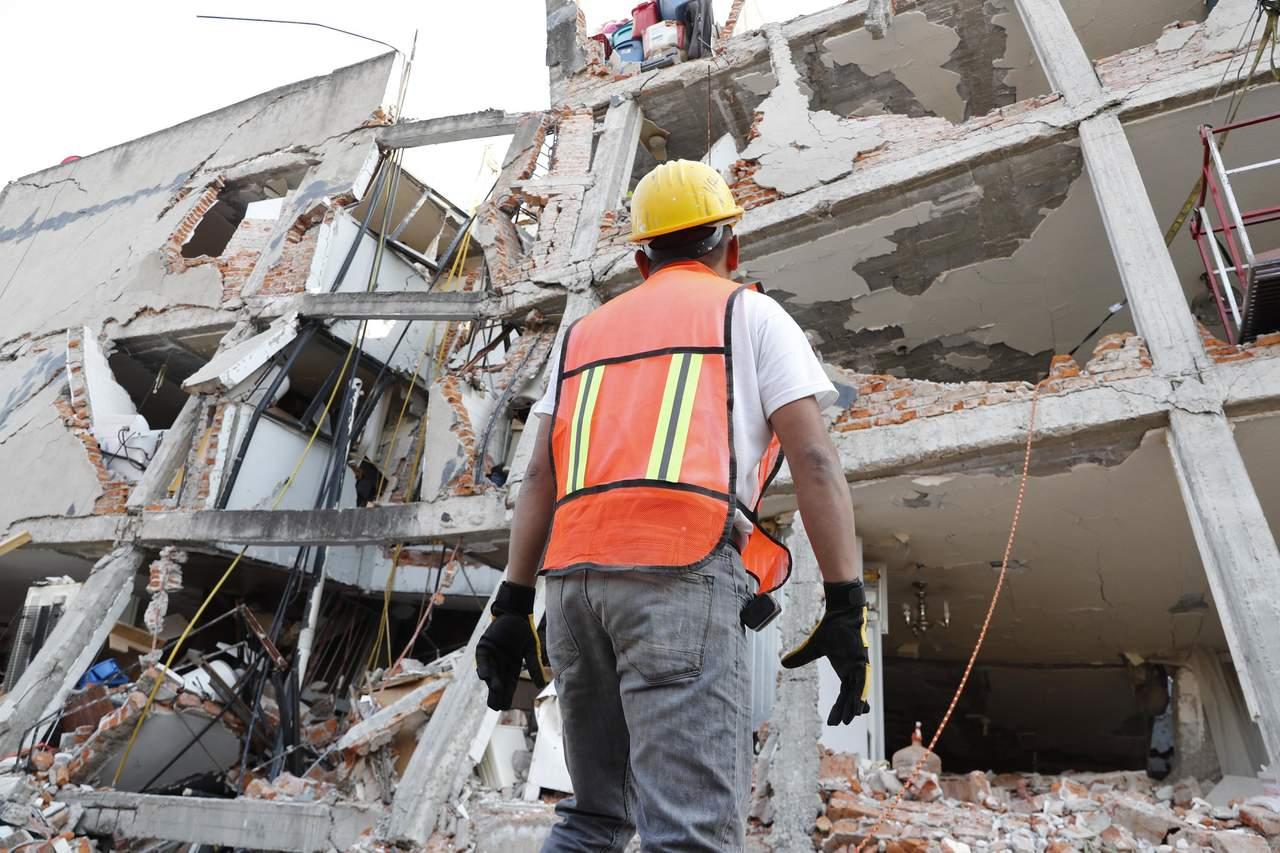 Repartirán material de construcción para afectados del 19 de septiembre