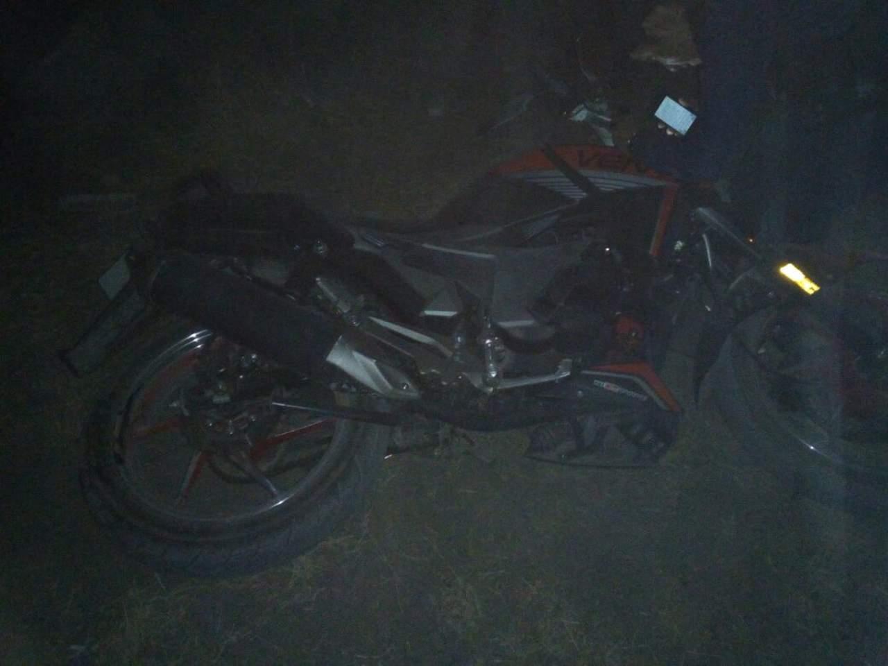 Muere motociclista arrollado por un vehículo que se dio a la fuga