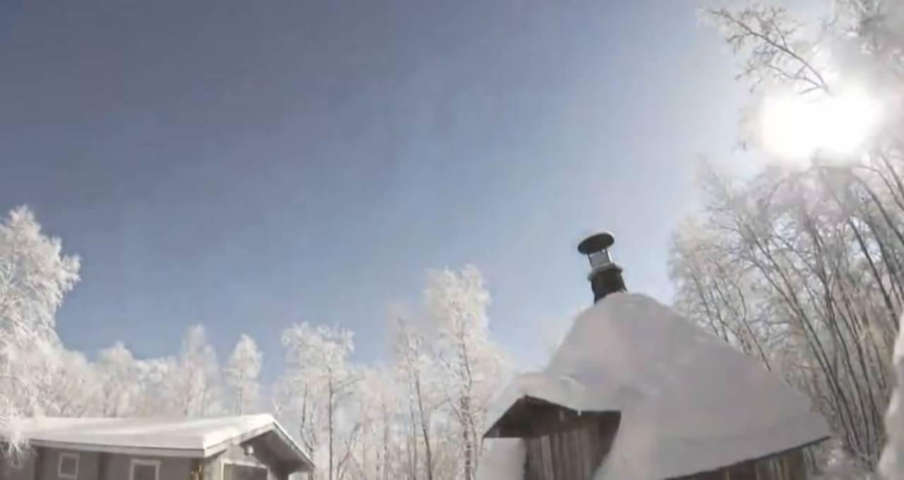 Finlandeses tratan de hallar un meteorito en el Ártico