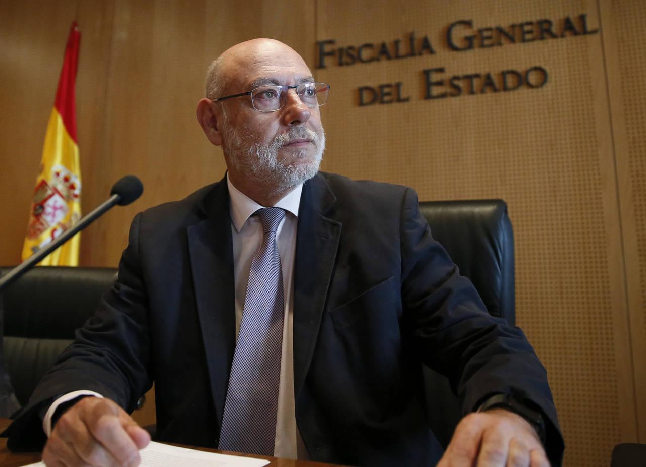 Muere fiscal general español en Argentina