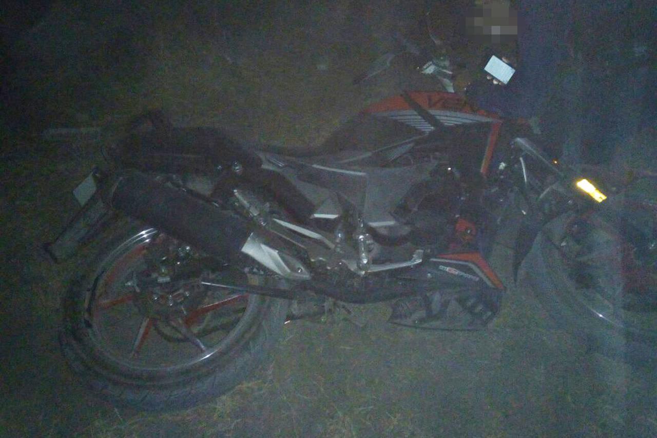 Muere motociclista en el tramo GP-Bermejillo