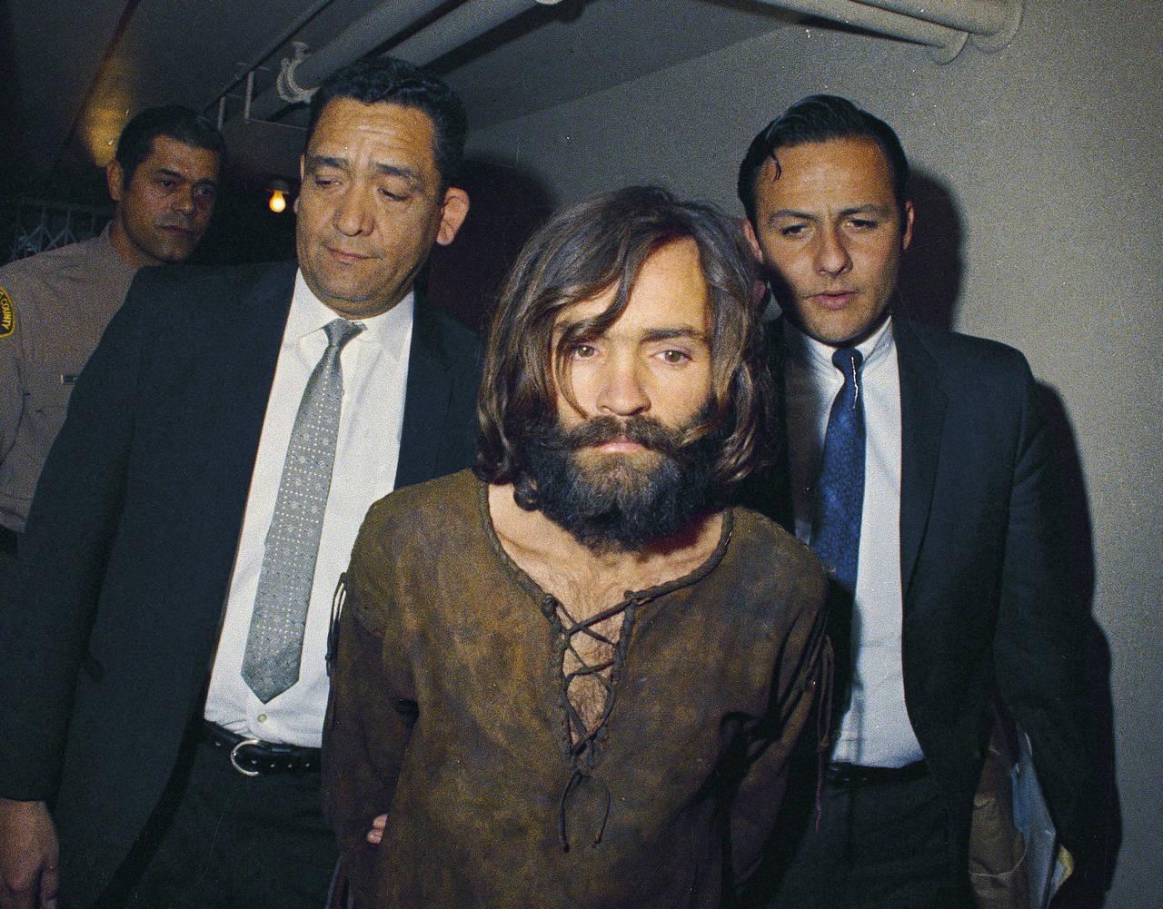 Muere el criminal Charles Manson