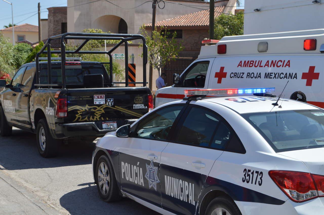 Menor presenció doble homicidio de la colonia El Campestre
