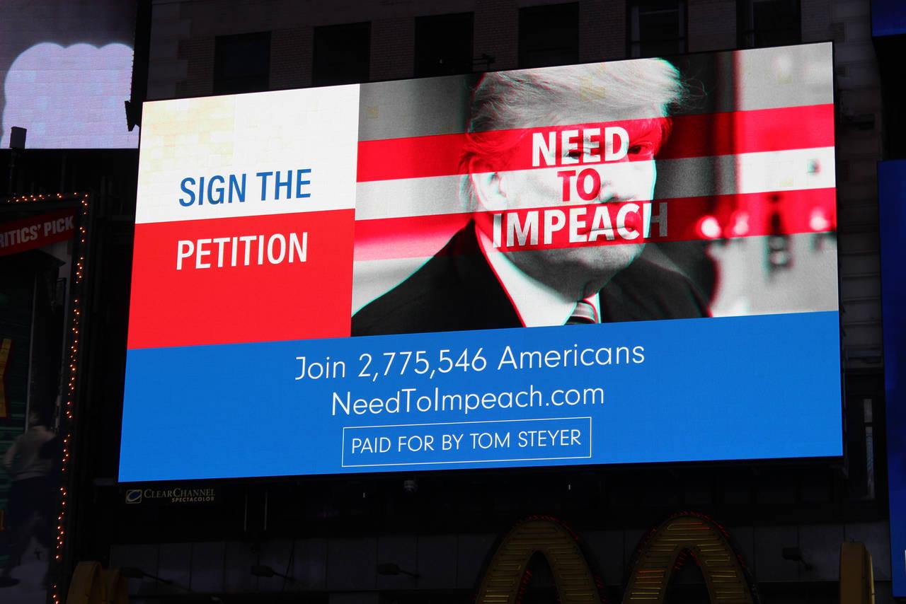 Campaña contra Trump llega a Nueva York