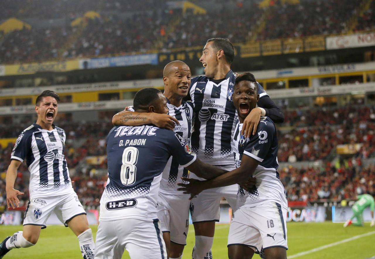 Monterrey toma ventaja para el partido de vuelta