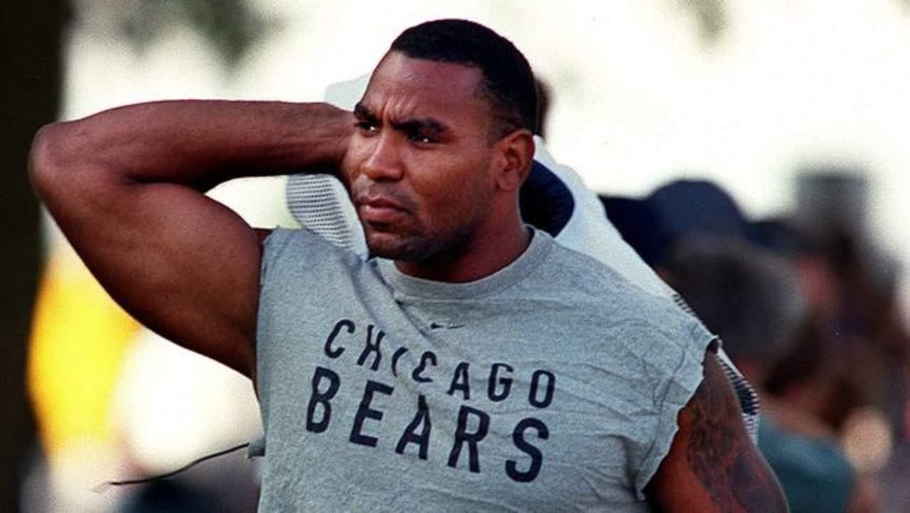 Fallece Thierry, exdefensivo de los Bears