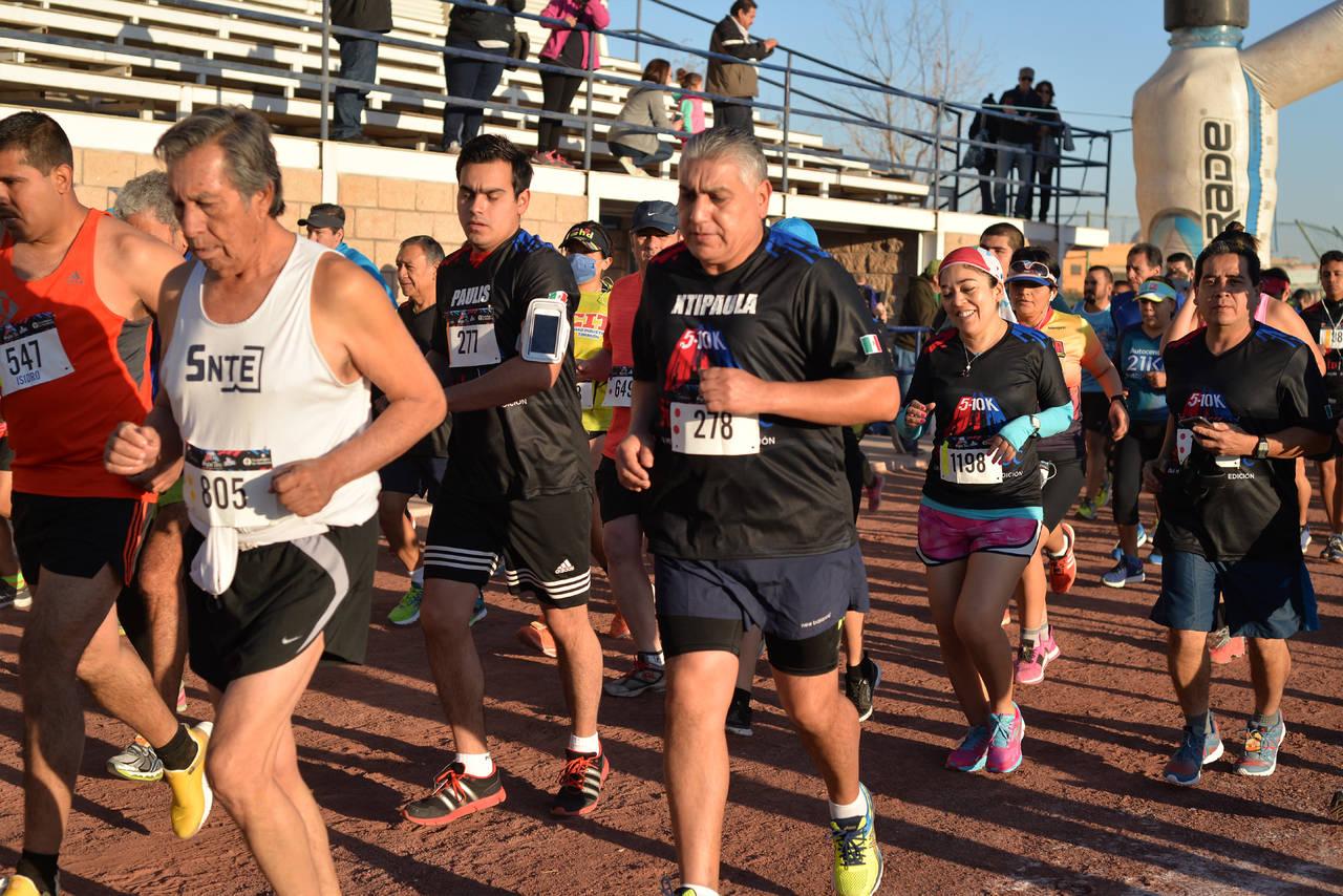 El Siglo prepara el medio maratón