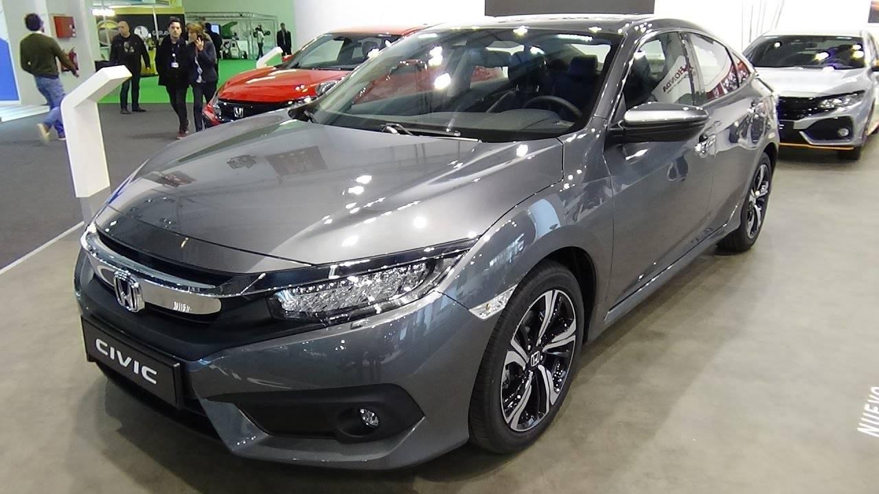 Ligeros cambios para Honda Civic