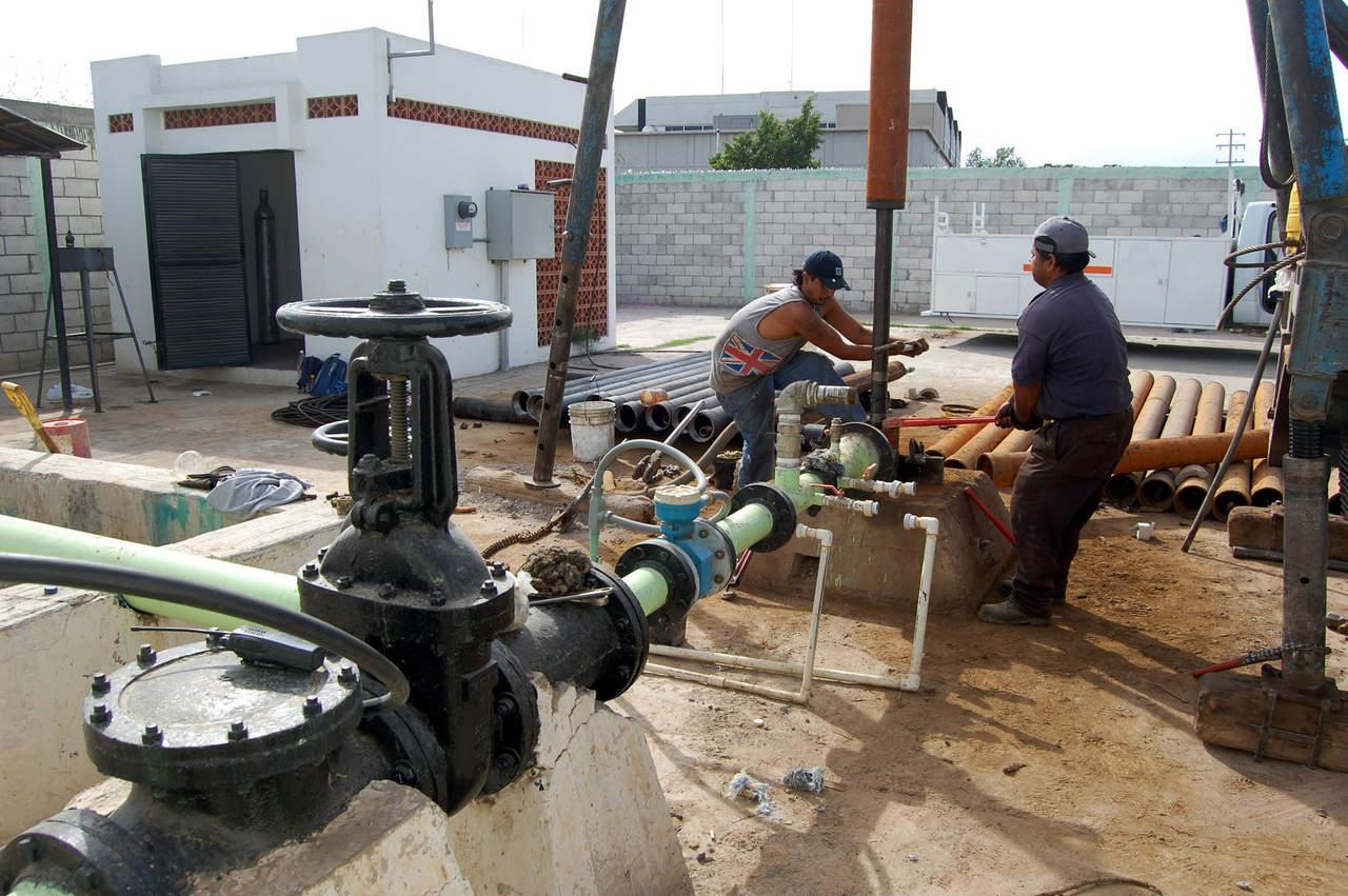 Habrá baja presión de agua en colonias de Gómez Palacio