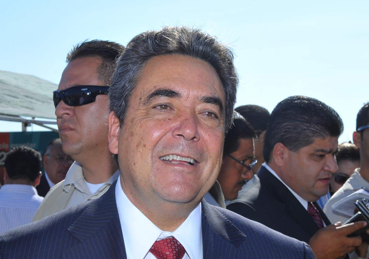 Hospitalizan al exgobernador Jorge Torres tras infarto