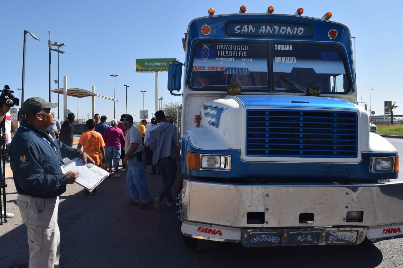 Transportistas de Durango sí tendrán descuentos