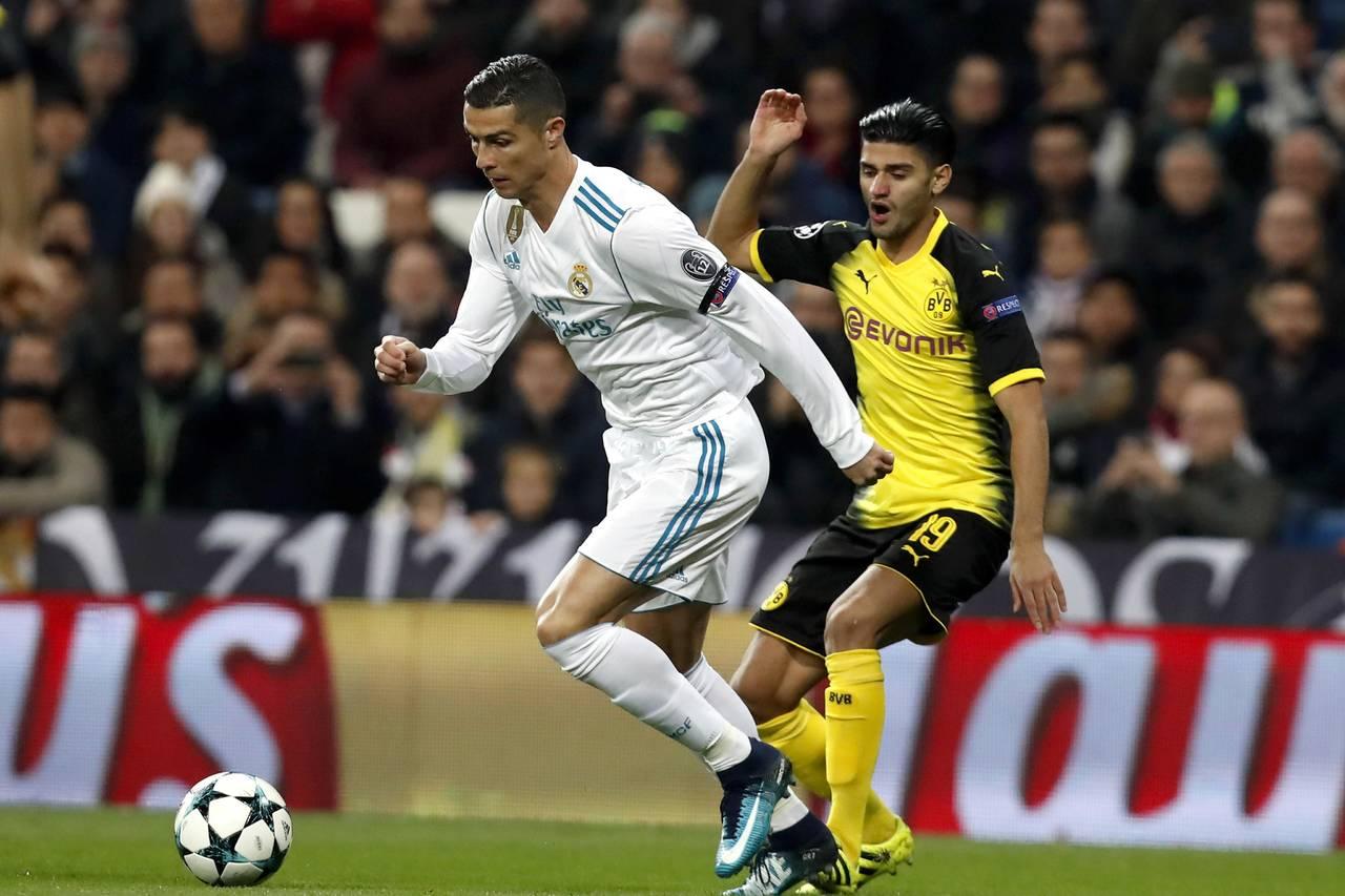 Madrid cierra fase de grupos con triunfo