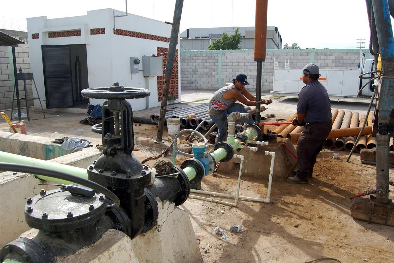 Bajará presión de agua en colonias de Gómez Palacio