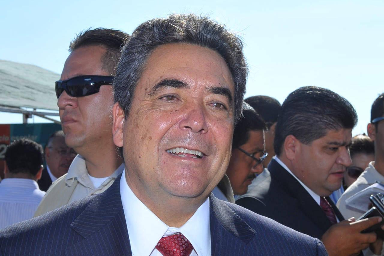 Internan en Saltillo a Jorge Torres López