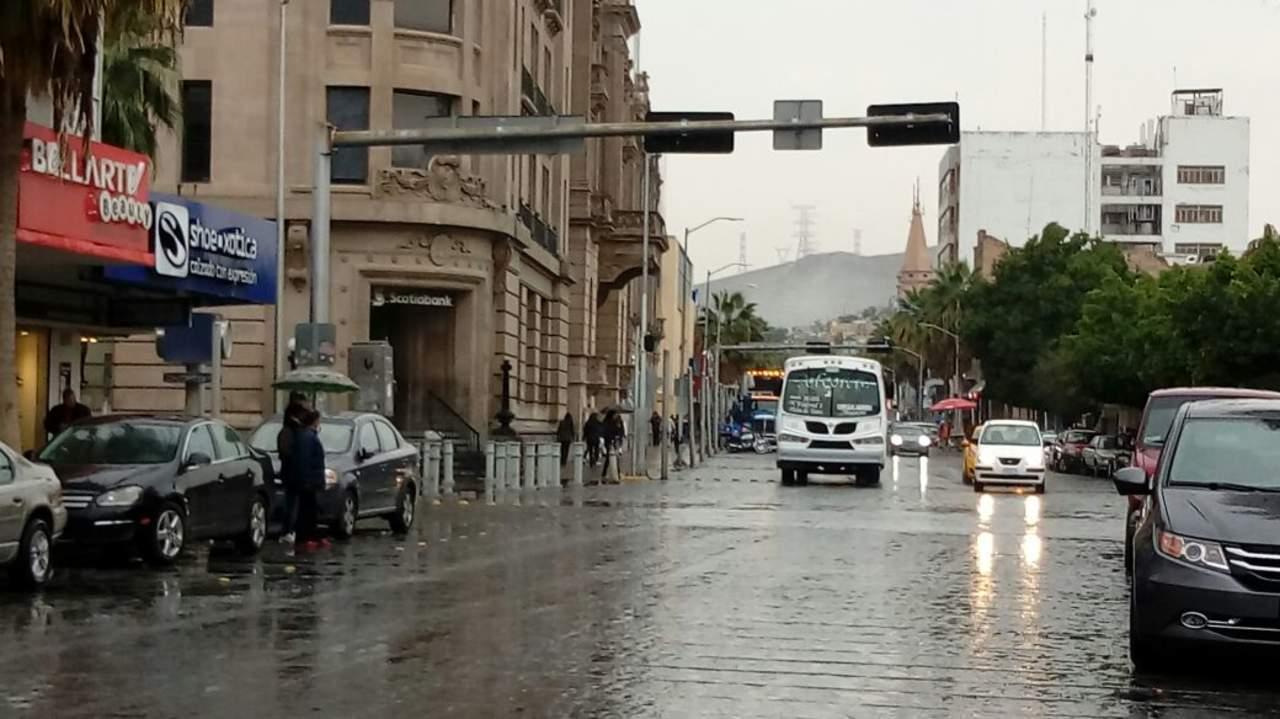 Conagua pronostica caída de aguanieve para la zona urbana de La Laguna