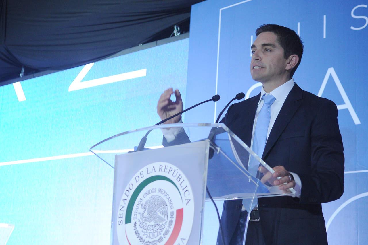 Buscará Luis Fernando Salazar la alcaldía de Torreón