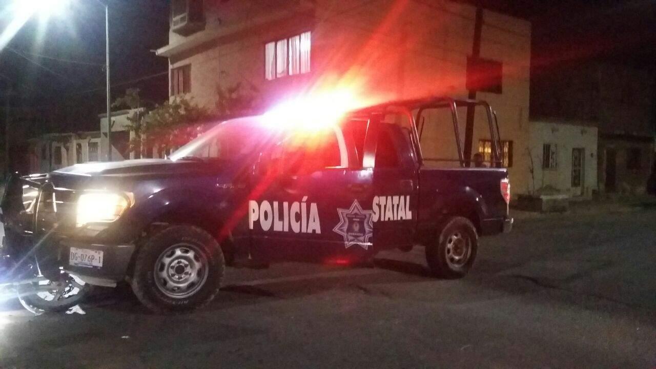 Patrulla de la Policía Estatal arrolla a familia en Gómez Palacio