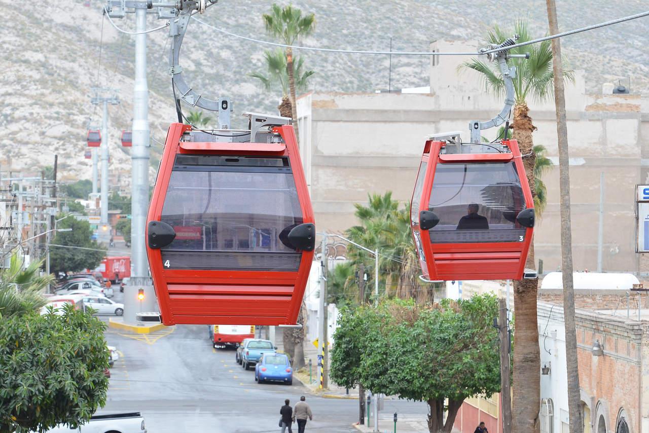Teleférico de Torreón