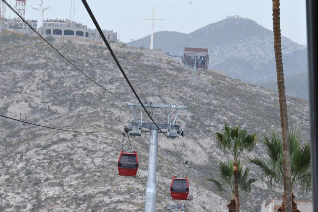 Inauguran por fin el Teleférico de Torreón