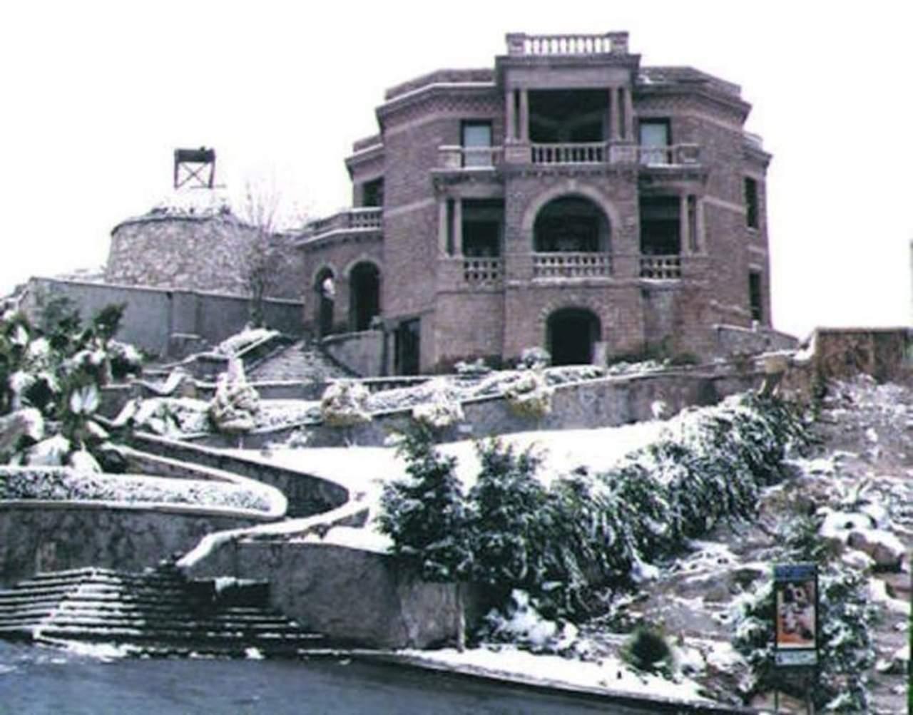 Así se vivió la nevada de 1997 en La Laguna