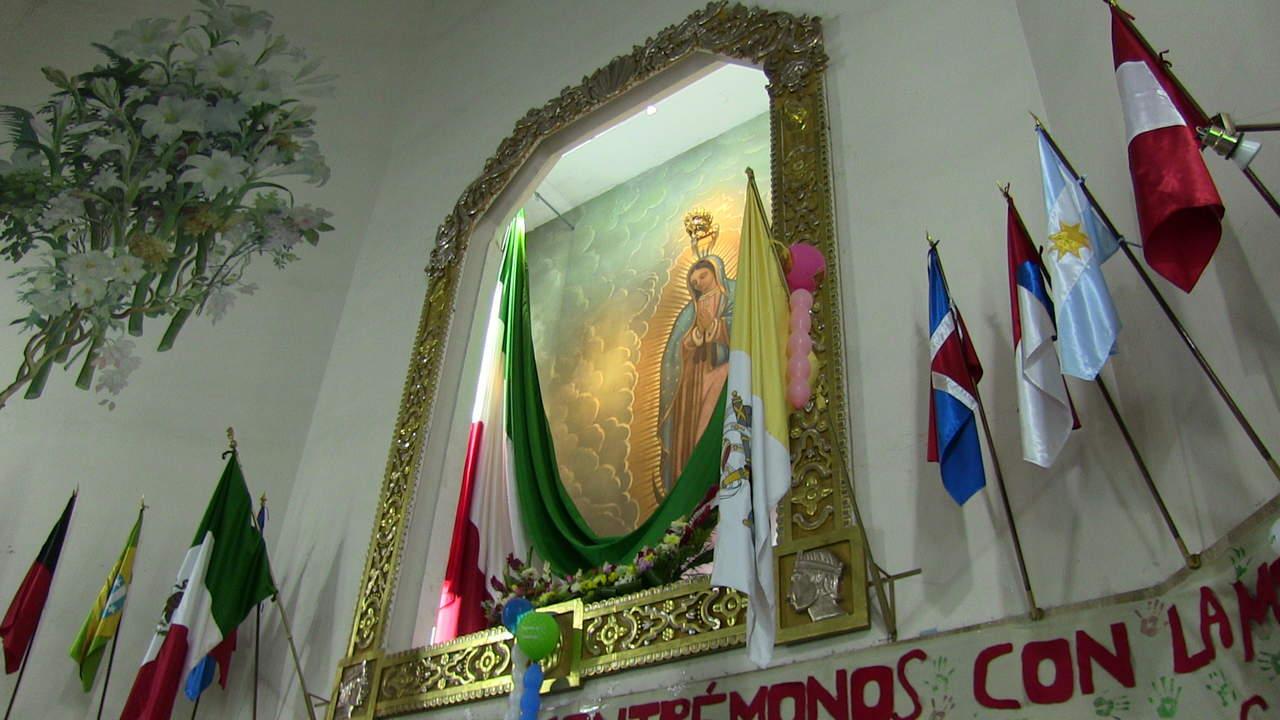 El frío no detiene el amor a Guadalupana