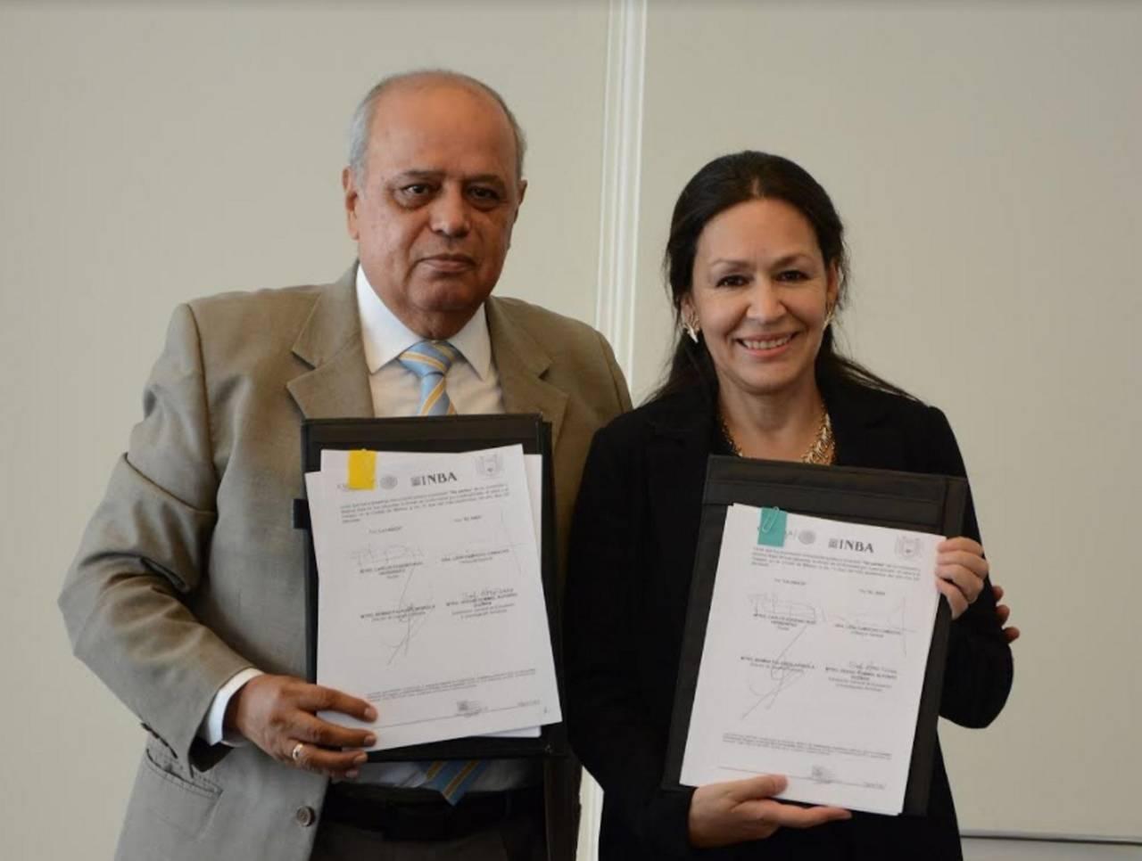 INBA reconoce trayectoria de académicos