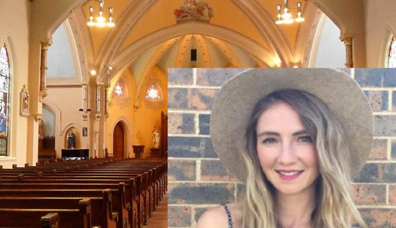 Se enamoró en la iglesia, pero de un adolescente