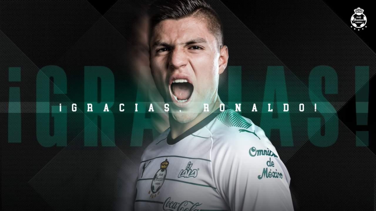 El canterano Ronaldo Cisneros va a Chivas
