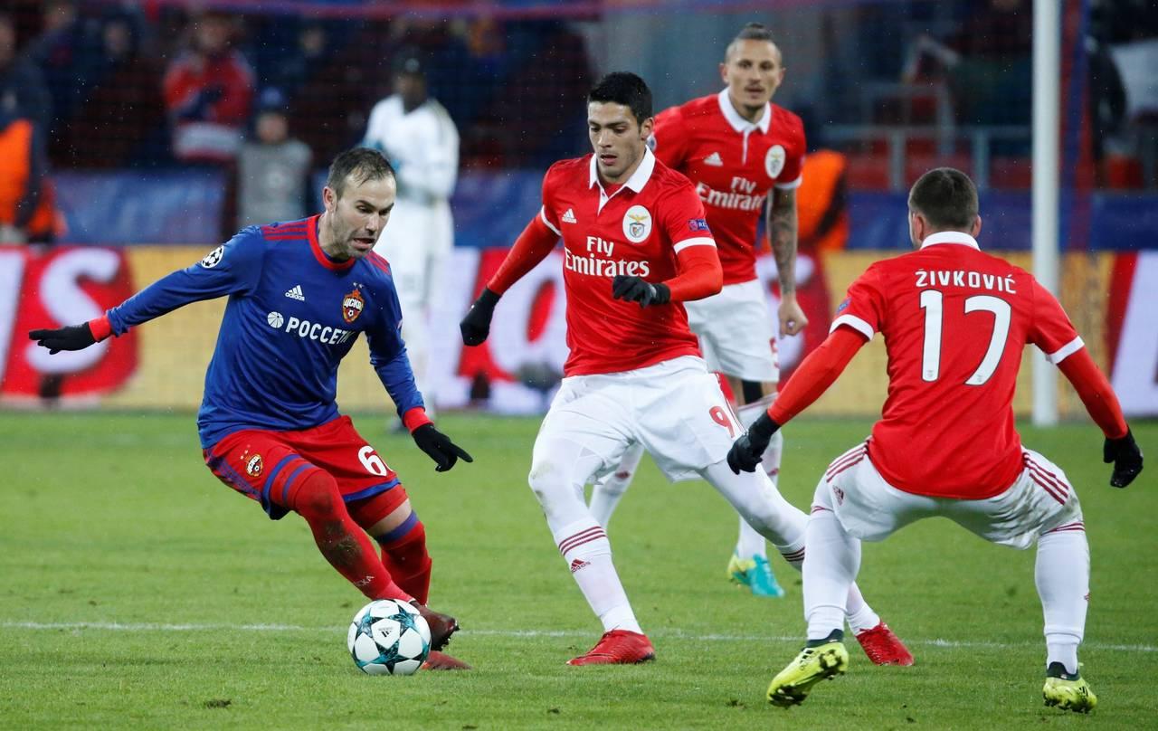 Eliminan al Benfica de la Copa