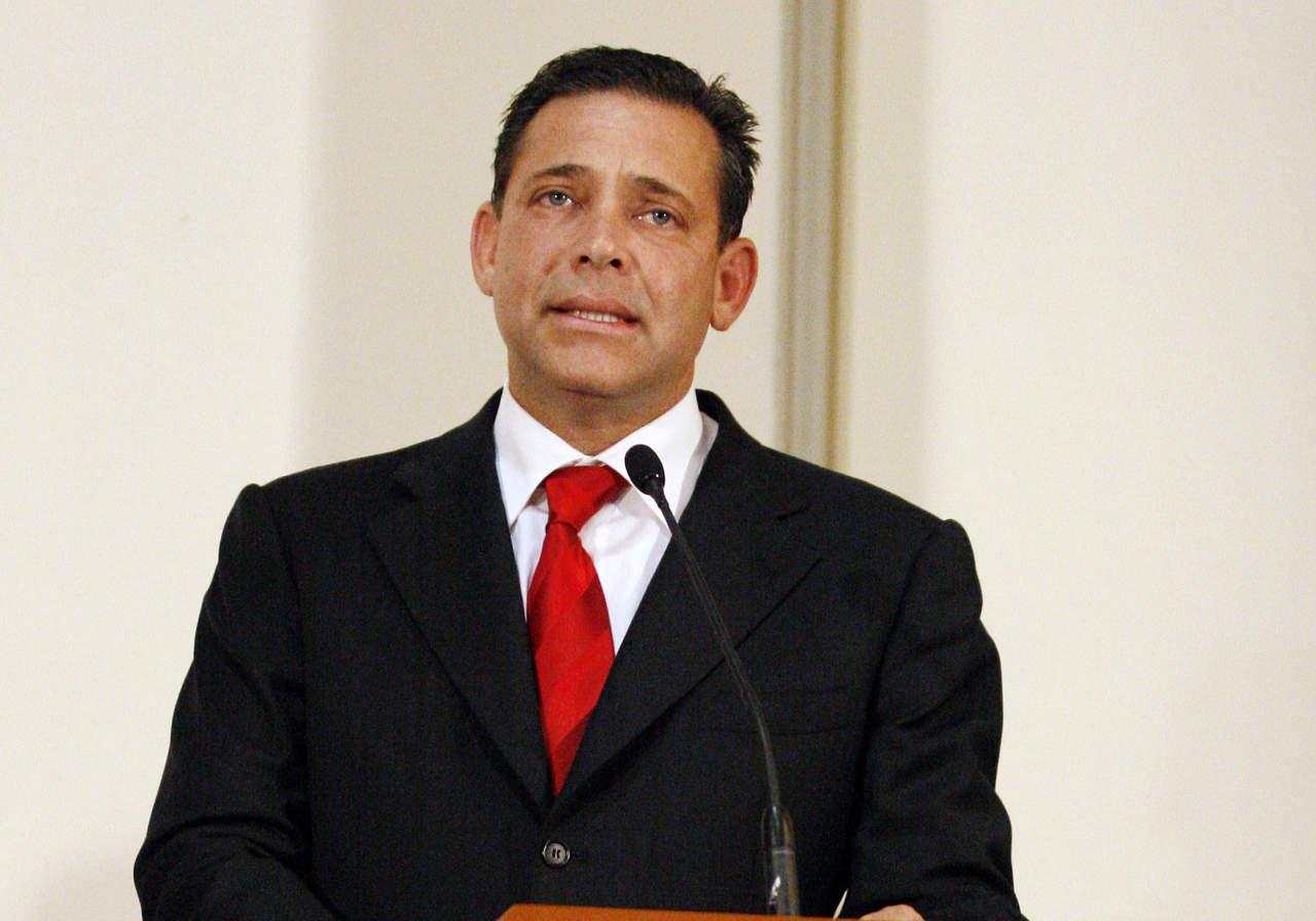 EU pide extradición del exgobernador Eugenio Hernández