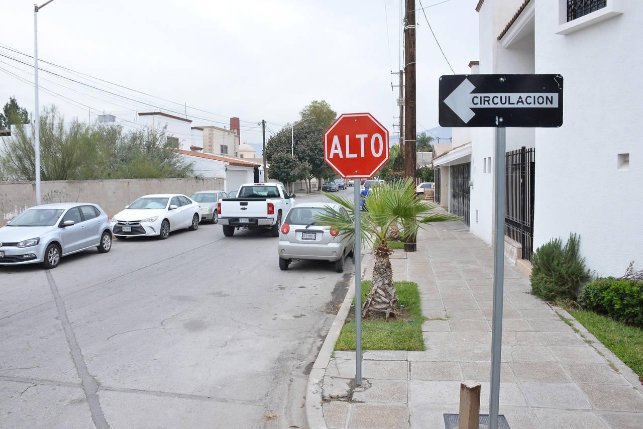 Avalan cierre de calle debido a inseguridad
