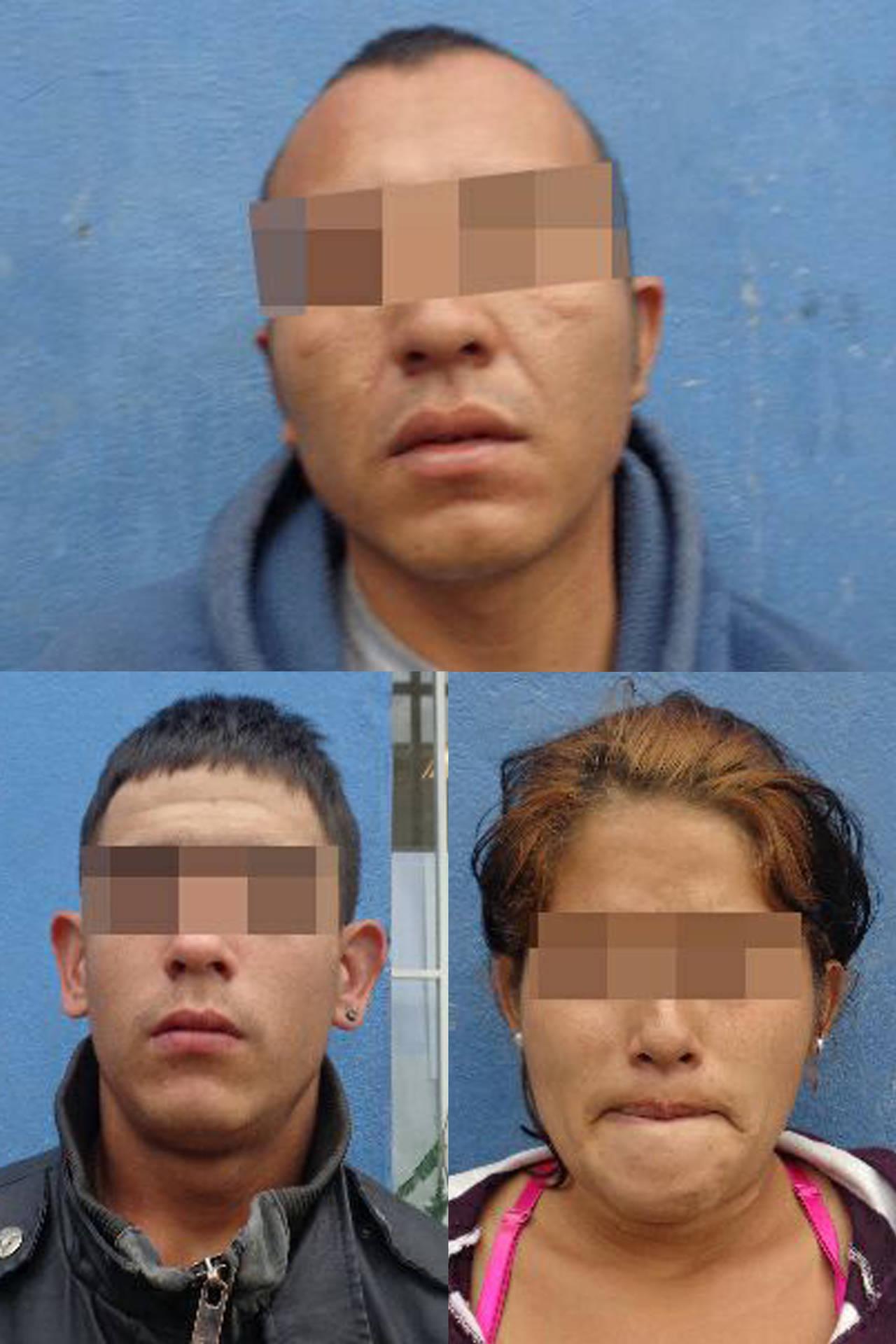 Acusan a tres por robo a casa en el ejido La Partida