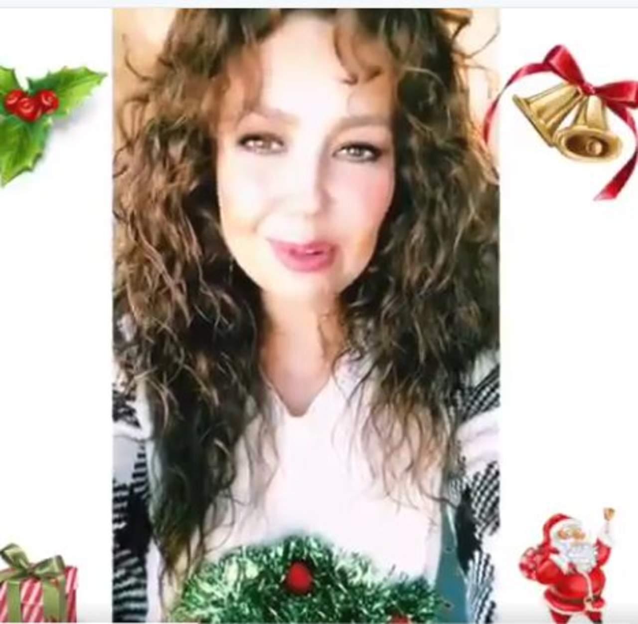 Famosos desean feliz navidad a sus seguidores espect culos for Espectaculos de famosos
