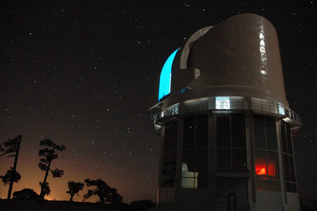 Observatorio Guillermo Haro cumple 30 años de estudiar las estrellas