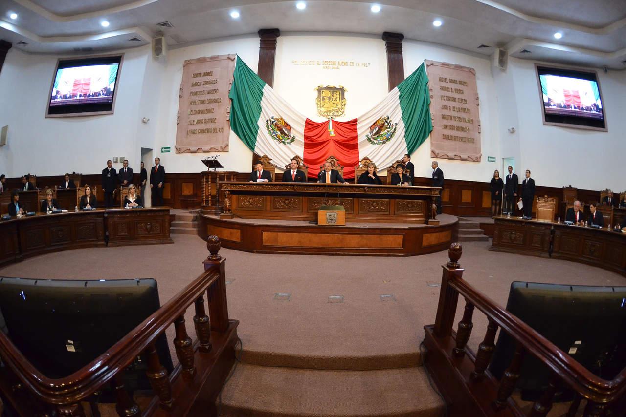 Pelean control del Congreso de Coahuila