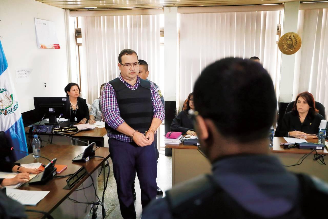 Retomará PGR caso Duarte en enero