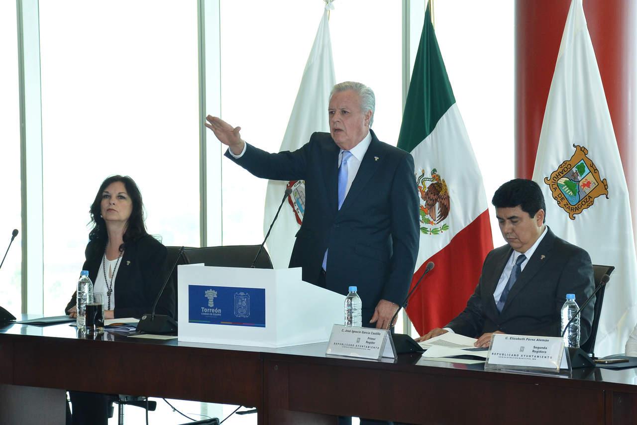 Zermeño rinde protesta como alcalde de Torreón; se instala nuevo Cabildo