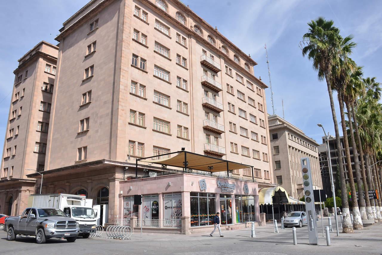 Un hotel que hizo época