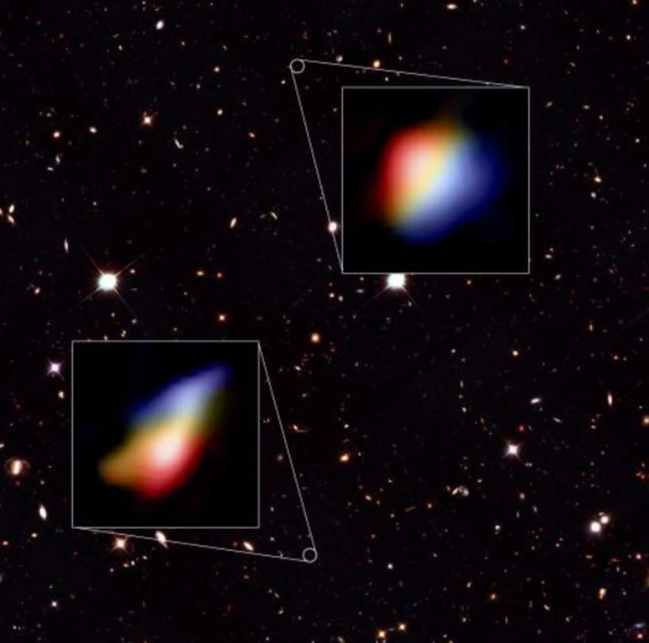 Astrónomos miden por primera vez el movimiento de las