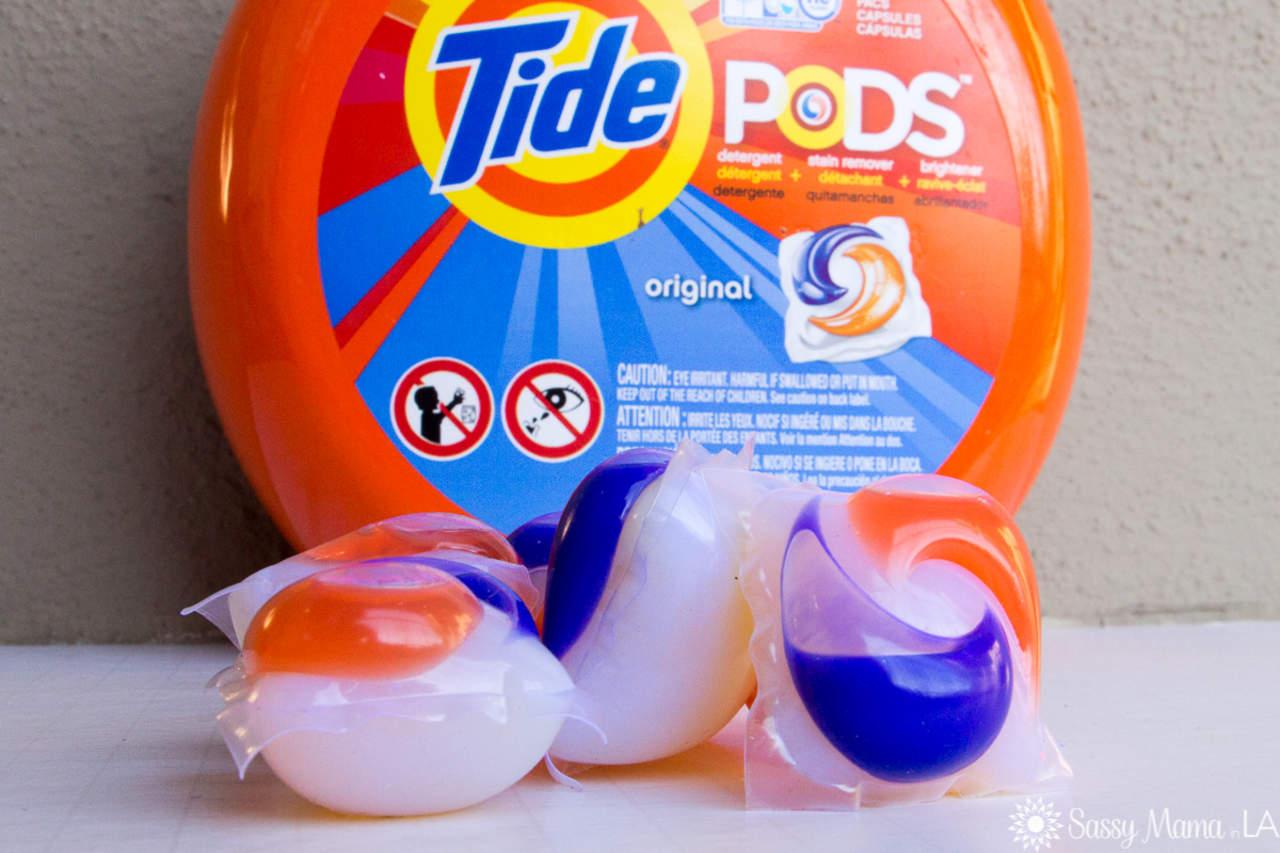 Imploran no unirse al reto viral de comer detergente