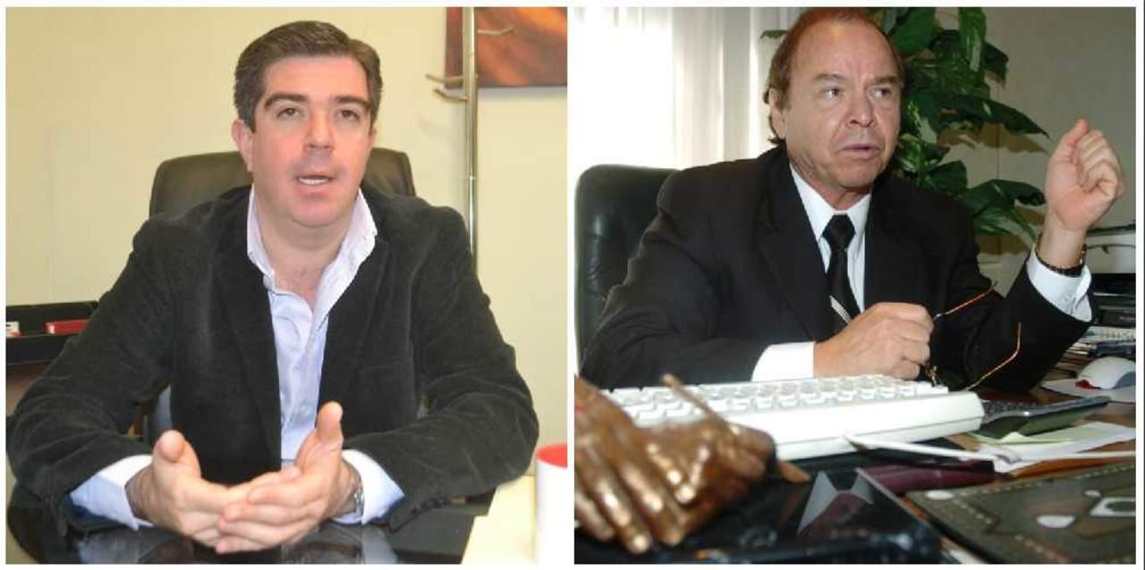 Renunciarán Hugo Morales y Roberto Bernal a Consejo de Cruz Roja